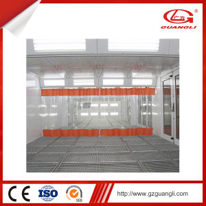 Guangli Ce Approved High Quality Powder Painting Coating Machine for Car/Bus/Truck pictures & photos
