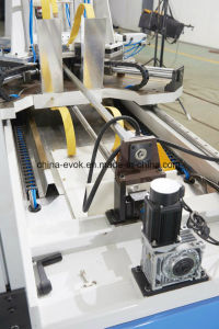 Good Quality High Frequency Heating Cabinent Frame Corner Joint Machine Tc-868A pictures & photos