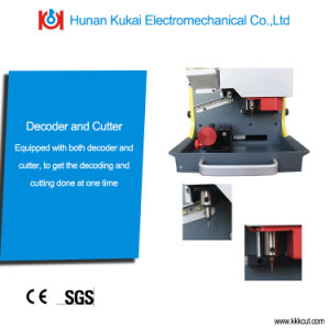 High Quality Electronic Operation Car Key Milling Machine Key Cutting Duplicator Machine Sec-E9 Factory Price pictures & photos