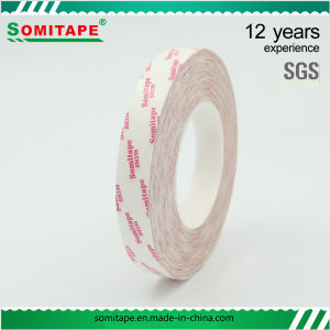 Somi Tape Sh238 High Performance Self Adhesive Tissue Double Coated Tape for Multi Purpose pictures & photos