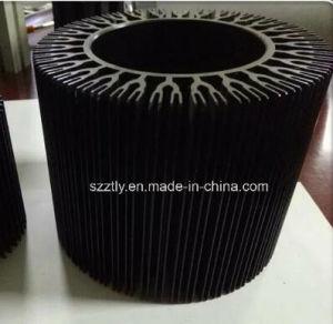 Al-6063/6082 T5/T6 Customized Aluminum Extrusion Heatsink/Radiator pictures & photos