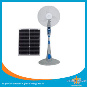 Best Summer Choice Green Energy Solar Fan by China Yingli pictures & photos