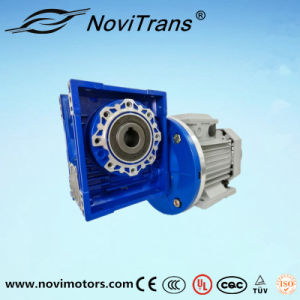 3kw AC Permanent Magnet Motor with Decelerator (YFM-100A/D) pictures & photos