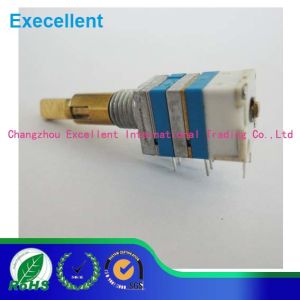 8mm Size Dual Shaft with Encoder Potentiometer