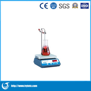 Magnetic Stirrer with Heating-Hot Plate Magnetic Stirrer-Magnetic Stirrer pictures & photos
