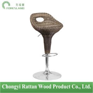 PE Rattan Bar Chair Counter Stool PS-04 pictures & photos
