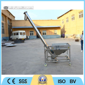 Stainless Steel Pharmaceutical Material Small Auger Conveyor pictures & photos