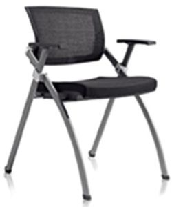 Modern Folding Mesh Office Conference Training Chair pictures & photos
