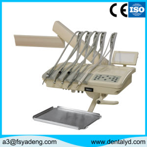 Handpiece Folding Dental Chair pictures & photos