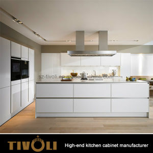 Luxury Classic Solid Wood Kitchen Cabinets with Shaker Style From China Quality Kitchen Makers Tivo-0074h pictures & photos