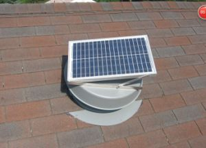 30watt Solar Power Exhaust Ventilating Fan for Roof pictures & photos