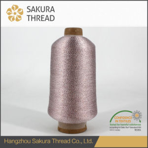 Excellent Anti-Chemical Property Metallic Yarn for Labels pictures & photos