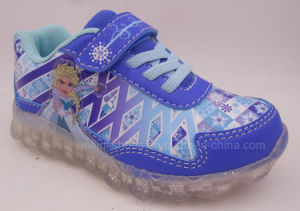 Frozen Light Sports Shoe for Girls