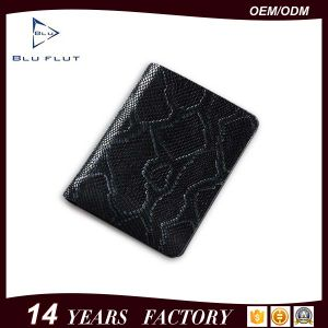 Fashion Custom Design Genuine Cowhide Leather Card Holder Men Wallet pictures & photos