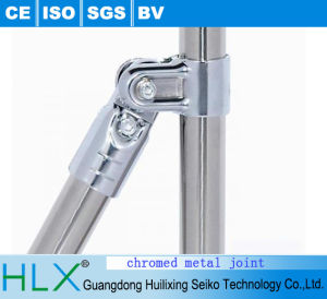 High Quality Chromed Connector of Lean Tube pictures & photos