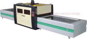 Woodworking Positive and Negative Pressure Machine for Coating Veneer pictures & photos