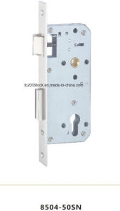 Stainless Steel Mortise Door Lock/Lock Body/Lock (8504-50SN) pictures & photos