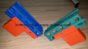 Ce Approved Heavy Duty Warehouse Storage Tear Drop Pallet Steel Racking pictures & photos