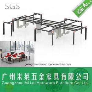 6 Seater Office Furniture Workstation Metal Frame Adjustable Leg pictures & photos