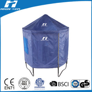 Blue and Multi-Color Tent for Trampoline, Trampoline Tent pictures & photos