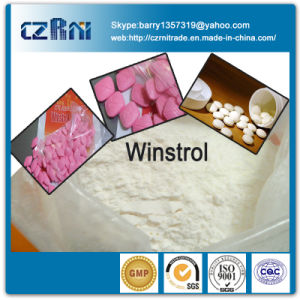 99% Purity Raw Factory Direct Supply Winstrol Stanozolol for Pharmaceutical Intermediates pictures & photos