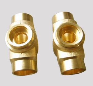 Bronze CNC Processing Mold Part pictures & photos
