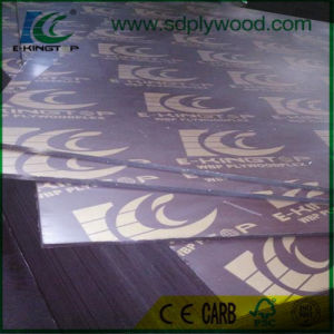 OEM Logo for Brown/Black Film Faced Plywood 1220X2440X18mm pictures & photos