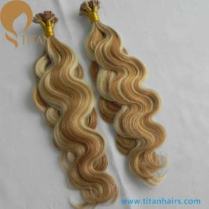 30% off Factory Sale Indian Remy Human Pre Bonded Hair