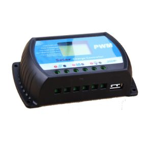 20A 12V/24V LCD USB-5V/3A Solar Controller for Solar System Rtd-20A pictures & photos