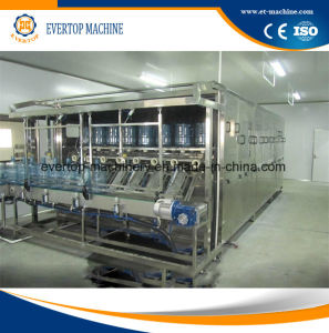 Qgf-600 Auto 5 Gallon Barrelled Water Filling Machine pictures & photos