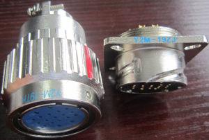 Y2m 19 Pins Cheap Cost Metal Circular Connectors pictures & photos