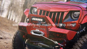 Top Sale Falcons Grill for Jeep Wrangler pictures & photos