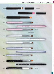 High Quality Eye Shadow Lip Brush pictures & photos