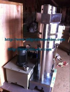 Oil Expeller Mill Qyz-410 Oil Hydraulic Presser with High Quality pictures & photos
