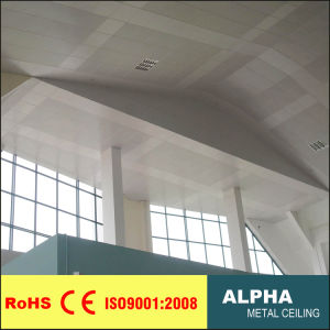 Metal Suspended Decorative Aluminum Clip in Ceiling for Building Material pictures & photos