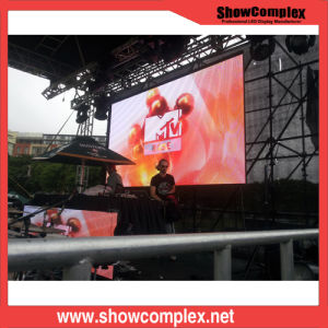 P8 Outdoor SMD Full Color LED Advertising Rental Display Screen pictures & photos
