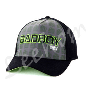 (LPM16007) Promotional Constructed Embroidery Baseball Cap pictures & photos
