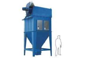 Industrial Dust Collector System / Advanced Cyclone Dedusting Equipment Dust Removing pictures & photos