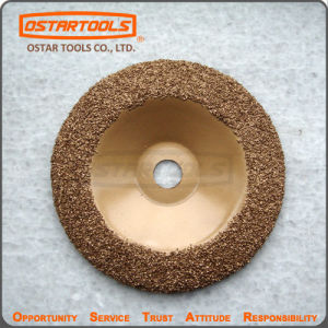Tungsten Carbide Buffing Disc for Grinding Rubber and Fabric pictures & photos
