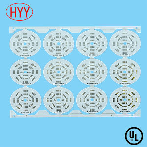 Immerssion Gold LED Downlight Lighting PCB Board (HYY-173) pictures & photos