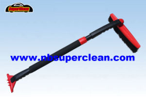 Plastic Heavy Duty Snow Brush (CN2295) pictures & photos
