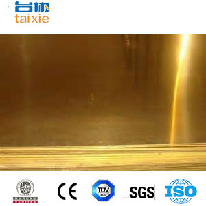 CuNi13zn23pb1 Copper Pipe Plate for Industrial Copper Alloy Tube pictures & photos