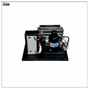 Micro Refrigeration Unit with Refrigerator Compressor for Small Cooling System pictures & photos