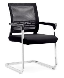 Modern Black Home Office Mesh Chair for Meeting pictures & photos