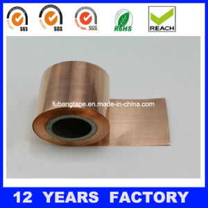 0.035mm Thin Rolled Copper Foil Tape/ Copper Foil pictures & photos