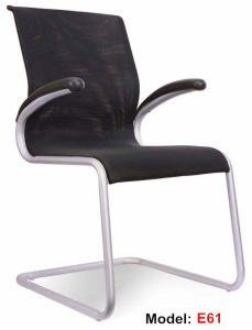 Office Mesh Leisure Arm Swivel Manager Chair (B61) pictures & photos