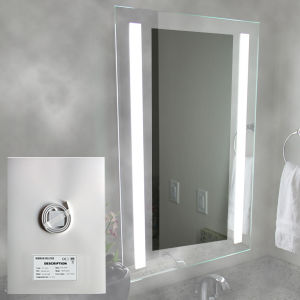 Hotel Bathroom Mirror Anti Fog System Proof Film