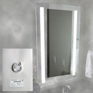 Hotel Bathroom Mirror Anti Fog System Proof Film
