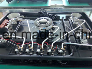 Best Price Big Burner Gas Stove Induction Stove (Jzs85201) pictures & photos