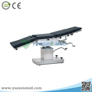 Best Selling Ysot-3008c Hospital Manual Operating Table Operating Table Price pictures & photos
